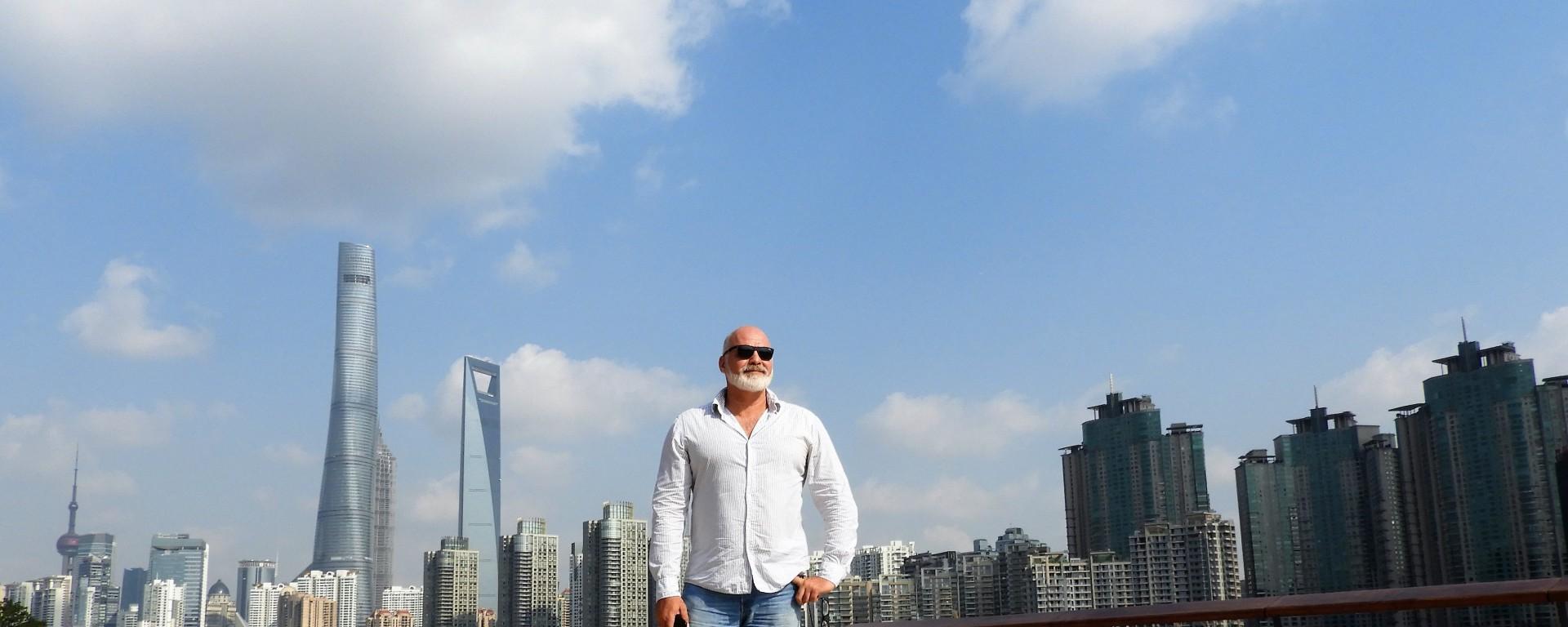 a Huangpu partján